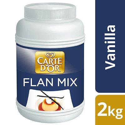 CARTE DOR Vanilla Flavoured Flan Mix 2kg -