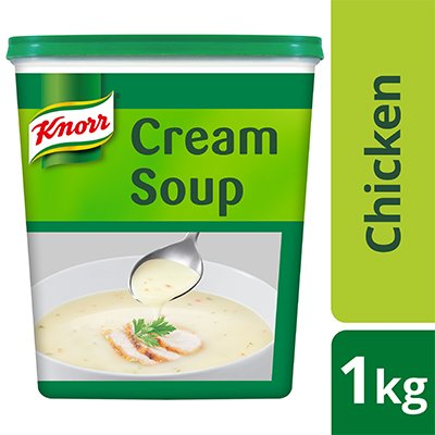 Knorr Cream of Chicken Soup Mix 1kg -