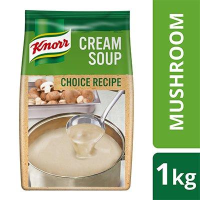 Knorr Cream of Mushroom Soup (Choice Recipe) 1kg