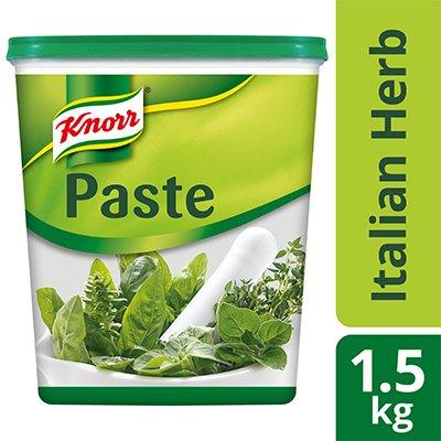 Knorr Italian Herb Paste 1.5kg -