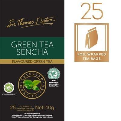 立顿煎茶袋 25x1.6g -