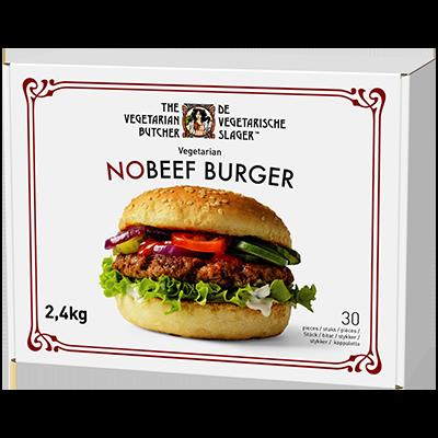 NoBeef Burger