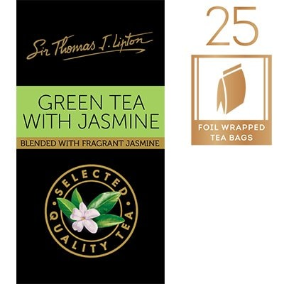SIR THOMAS LIPTON Green Tea with Jasmine 2g