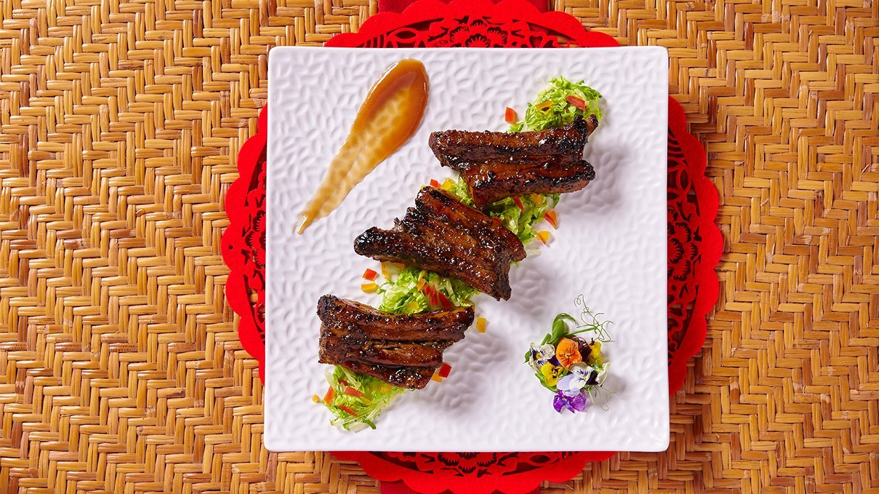 Chargrilled Ribs