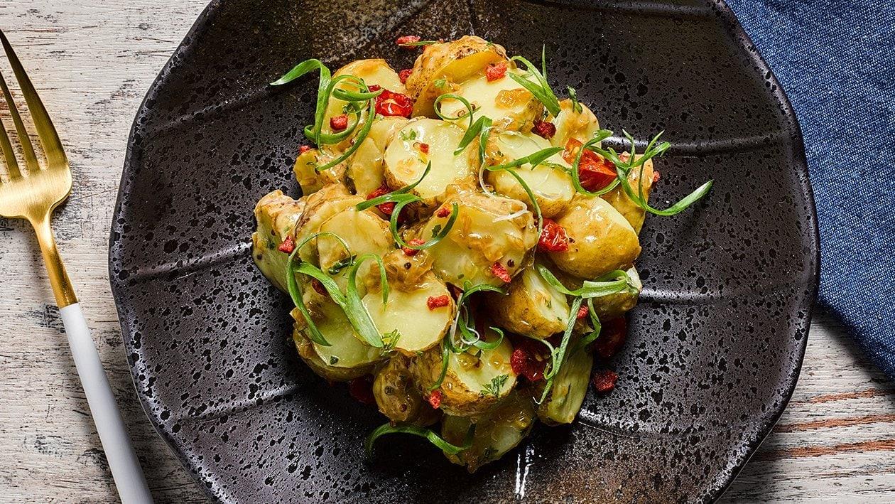 Potato & Caramelised Onion Salad