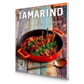 Download our exclusive Tamarind magazine